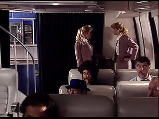LBO Angels In Flight scene with rebecca lords