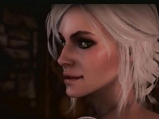 Witcher Ciri Geralt ?? FULL GAME