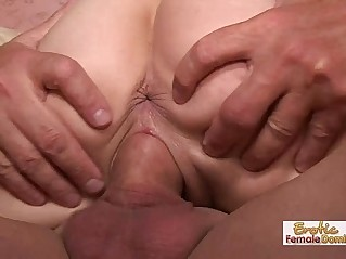 Nasty Nikki gets a nice creampie after a good fuck
