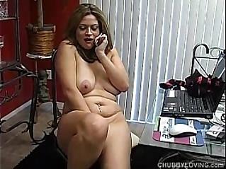 Dirty talking chubby amateur
