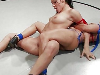 Nasty mature Lesbians Grab At Pussy